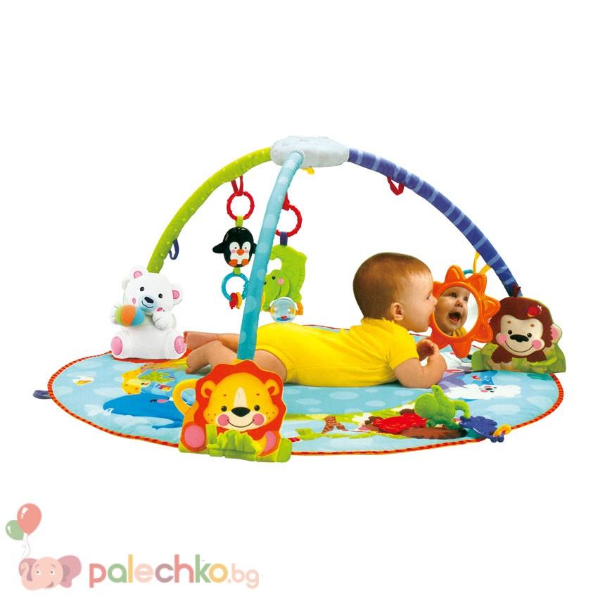 11553176de6 Детска активна гимнастика Lorelli Lux 1030023 - Палечко.БГ - Детски ...