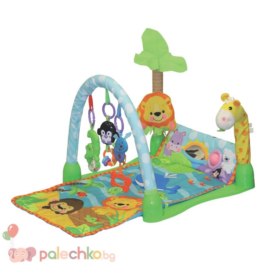 6e50ac5e1d4 Детска активна гимнастика Lorelli 1030025 - Палечко.БГ - Детски играчки