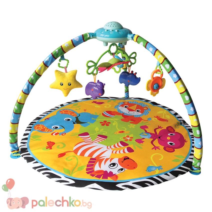 53799cb9d38 Детска активна гимнастика с проектор Lorelli 1030035 - Палечко.БГ ...
