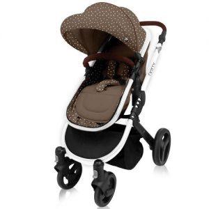 Бебешка количка 2в1 Kikka Boo Dotty