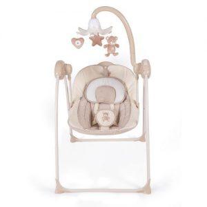 Електрическа бебешка люлка Kikka Boo Lulla Baby
