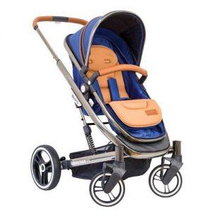 Комбинирана бебешка количка
