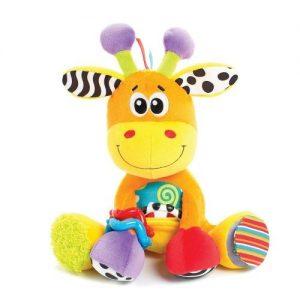Активен жираф за гушкане PlayGro