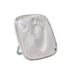 Кутия с отпечатък BabyArt Hello Baby Crystalline
