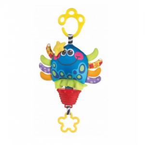 Музикална играчка Октопод PlayGro
