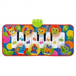 Музикално пиано-пътека 3в1 PlayGroсъс звуци от Джунглата