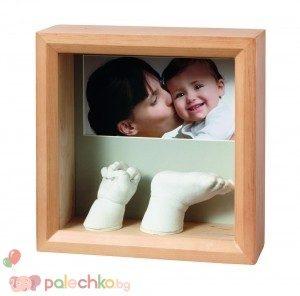 Рамка за отливка и снимка BabyArt Classic