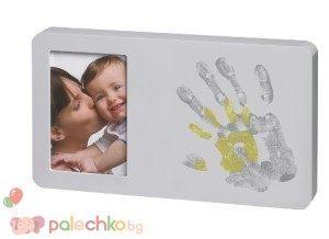 Семеен отпечатък с боички BabyArt