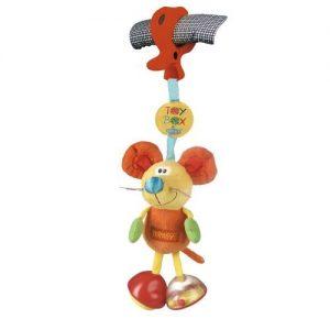Висяща играчка мишлето Мимси PlayGro
