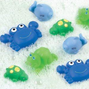 Животни за баня PlayGro момче