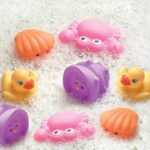 Животни за баня PlayGro момиче