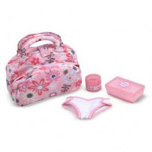 Чанта с бебешки аксесоари Melissa&Doug
