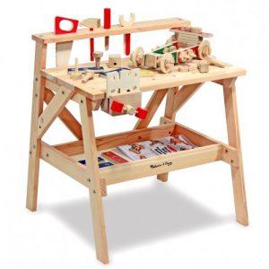 Детска дървена работилница Melissa&Doug