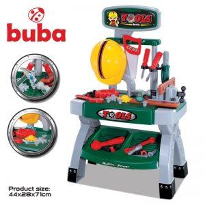 Детски комплект с инструменти Buba Tools