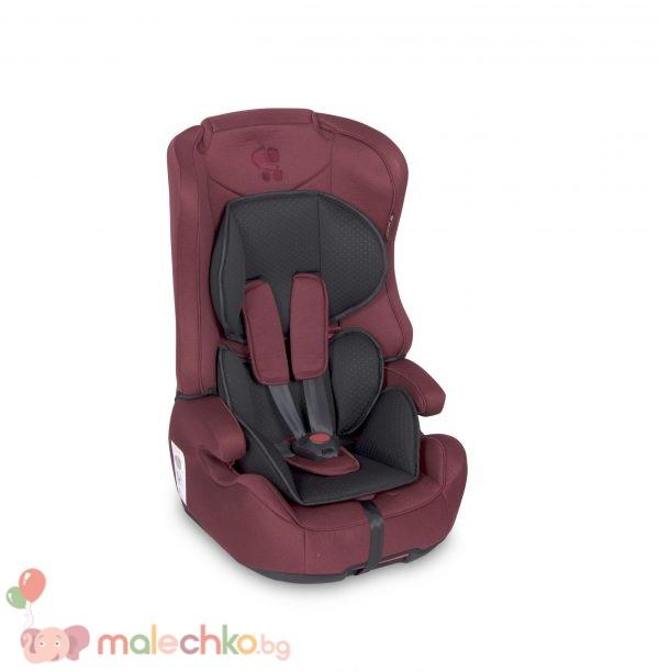 Стол за кола Lorelli Harmony IsoFix Червен