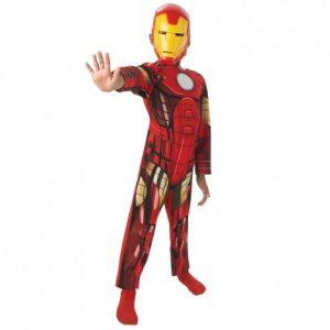 Карнавален костюм Rubies Avengers Ironman Flat