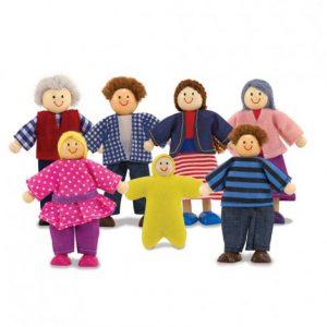 Семейство кукли Melissa&Doug
