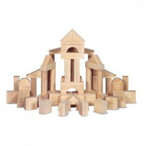 Стандартни дървени блокчета Melissa&Doug