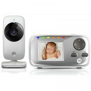 Бебефон с камера Motorola MBP482