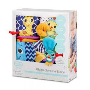 Бебешка играчка Кубчета Little Tikes