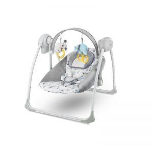 Бебешка люлка 2в1 KinderKraft Flo Мента