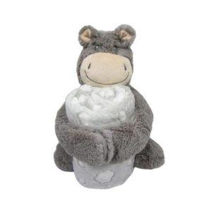 Бебешки сет одеяло и играчка Kikka Boo Hippo
