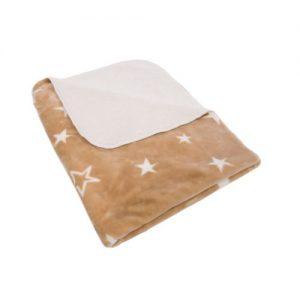 Бебешко одеяло с шерпа Kikka Boo Stars