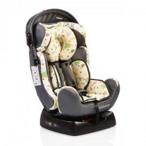 Детско столче за кола Moni Guardian Сиво