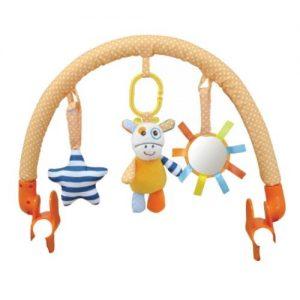 Гриф с играчки Жираф Kikka Boo Raffy Giraffe
