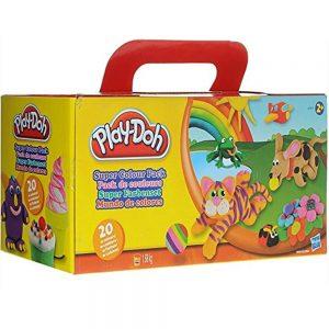 Комплект Искрящи цветове Play Doh