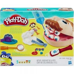 Комплект Зъболекар Play Doh