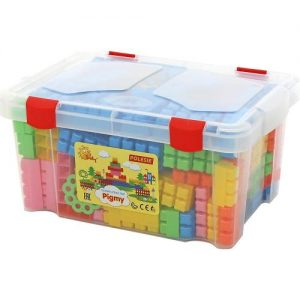 Конструктор в кутия Малък строител Polesie Toys