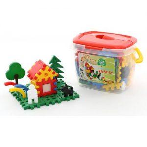 Конструктор в кутия Polesie Toys Family