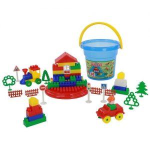 Конструктор в кутия Polesie Toys Maxi