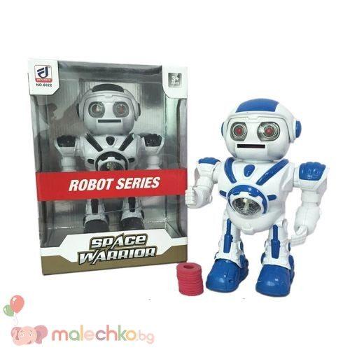 Робот изстрелващ дискове Oice Space Warrior