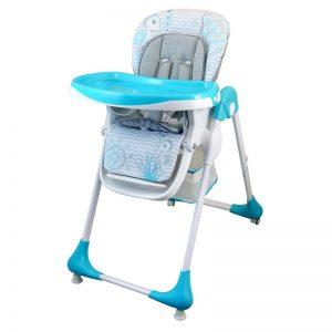 Столче за хранене Baby Mix Junior Син