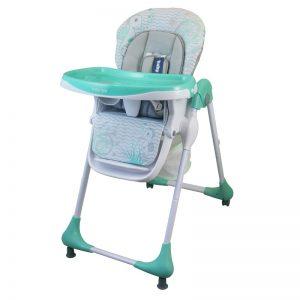 Столче за хранене Baby Mix Junior Зелен