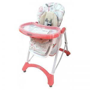 Столче за хранене Baby Mix YQ198 Розов