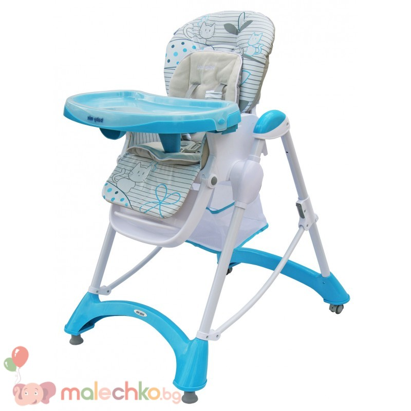 Столче за хранене Baby Mix YQ198 Син