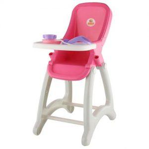 Столче за хранене за кукла Polesie Toys Baby