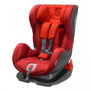 Столче за кола Avionaut Glider Expedition с IsoFix EX.01 Червено