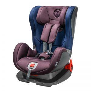 Столче за кола Avionaut Glider Expedition с IsoFix EX.04 Синьо и лилаво