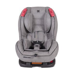 Столче за кола Kikka Boo Regent Grey + Isofix