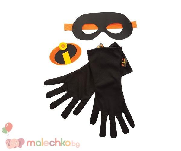 Светеща емблема, маска и ръкавици Disney Феноменалните 2