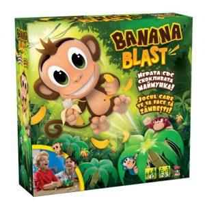 Детска игра Goliath Banana Blast