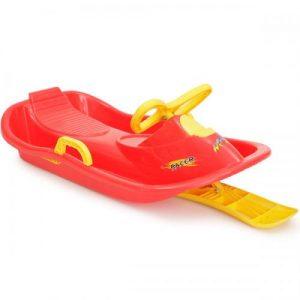 Детска шейна Moni Racer Червена