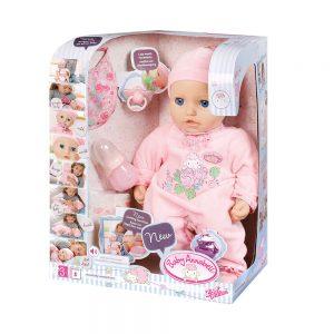 Интерактивна кукла Baby Annabell