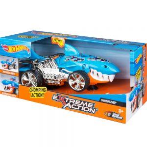 Кола за екстремни приключения Акула Hot Wheels