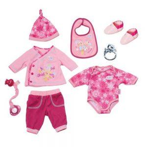 Коледен комплект с аксесоари за кукла Baby Born