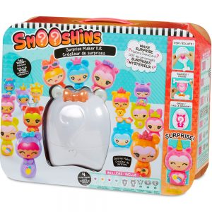 Комплект за игра, приготвяне на кукла Smooshins